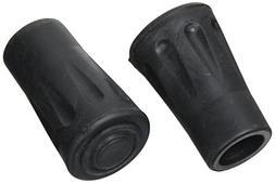 AceCamp 2631 Trekking Pole Tip Protectors , Black