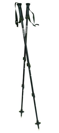 Outdoor Products Apex Trekking Pole Set, Black