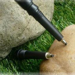 Black  Replacement Rod Tip for Alpenstock Walking Hiking Tre