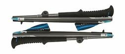 Black Diamond Distance FLZ Z-Poles, Carbon, 105-125cm