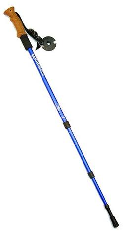 Hammers HP5 Anti-Shock Hiking Pole with Compass & Thermomete