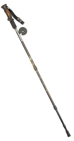 Hammers HP9 Anti-shock Hiking Pole with Compass & Thermomete