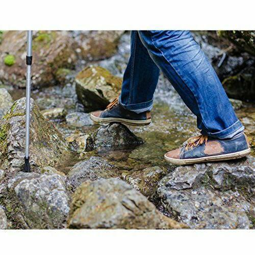 12 Rubber Trekking Poles Tips Protectors Pole Walk