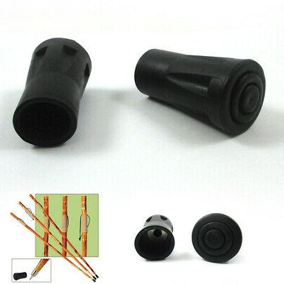 2 reinforced rubber tip end cap hammers