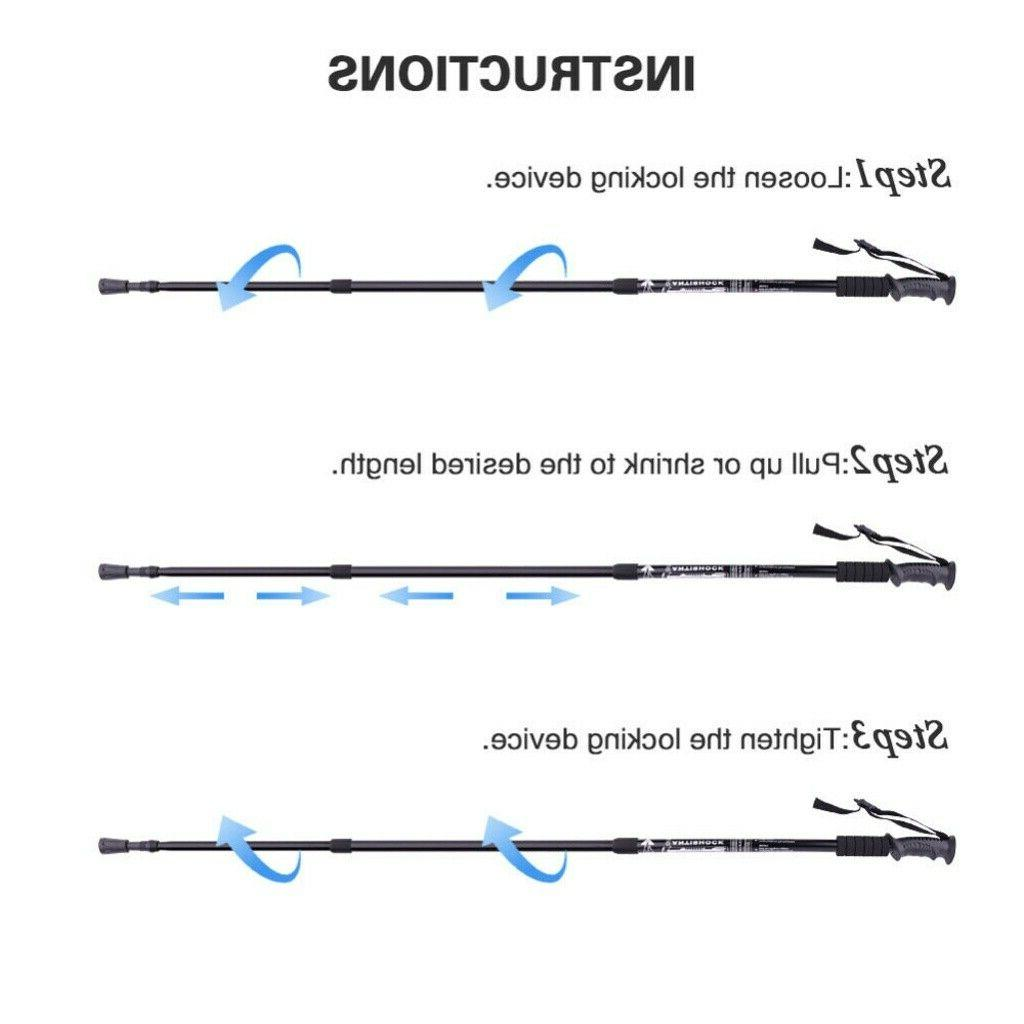 2PCS Sticks Anti-shock
