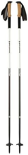 Black Diamond Alpine Carbon Z Z-Poles, Pearl Black, 100cm
