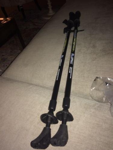 brand new pair of power walkers walking