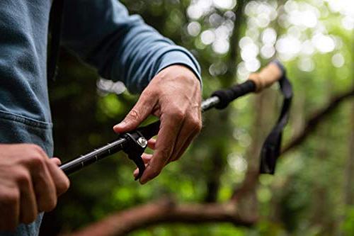 Fiber Collapsible Trekking