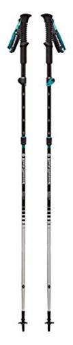 Black Diamond Women's Distance Flz Z-Poles Evergreen 110 cm