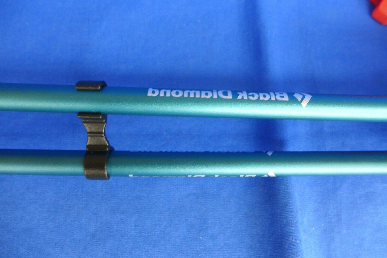 Black Diamond Adjustable Poles Brand 80cm -110cm