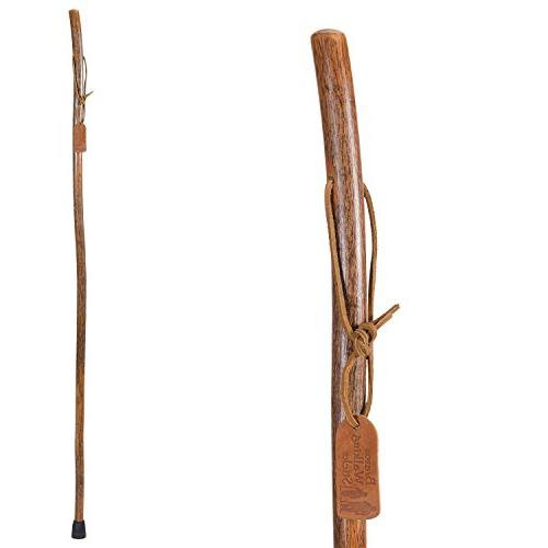 form hickory walking stick 48
