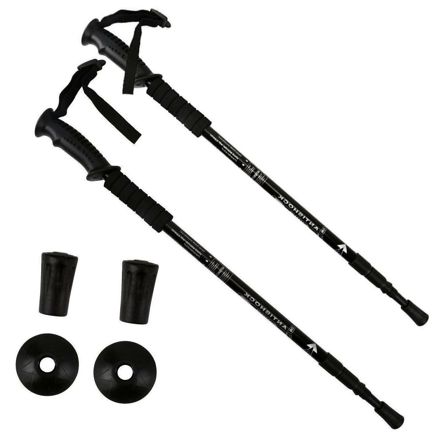 Hiking Sticks for Collapsible Men Women Folding