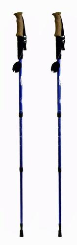 Hikker HP-5 Anti-shock Hiking Pole, 2-pack, Anti Shock Hikin