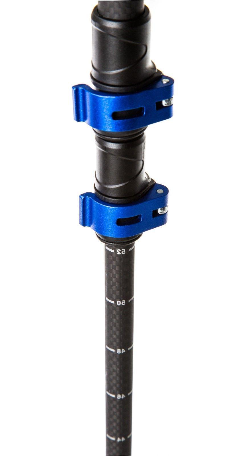 Element Equipment Lightweight Trekking Poles Fiber 3000