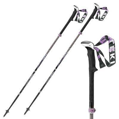 Leki Micro Vario Carbon Trekking Poles - Women's 105-125cm