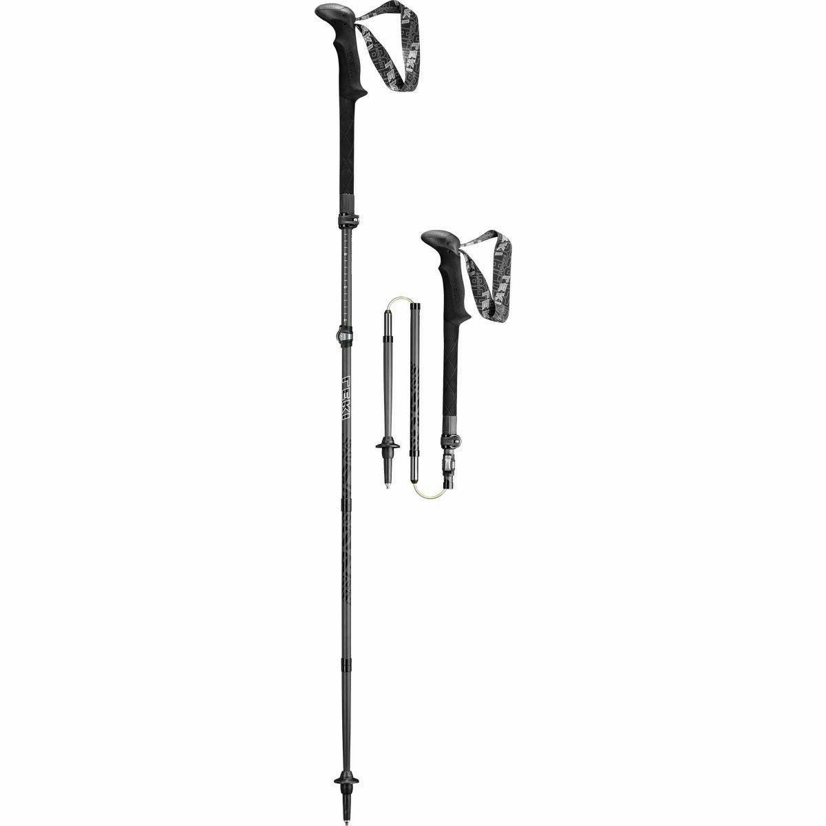 micro vario carbon trekking poles t6432900 color