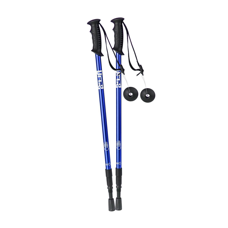 ALPS Poles Walking 3-Section Adjustable