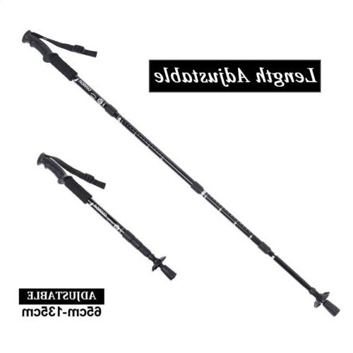 Pair Trekking Hiking Alpenstock