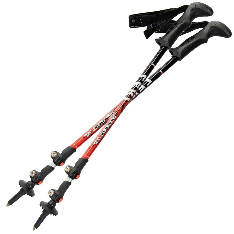 rockslite speed lock trekking poles pair brand