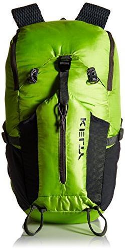 Kelty Ruckus Panel Load Backpack, 28 L, Green Apple