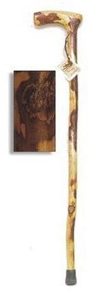 "36"" Sumac Root Walking Stick"