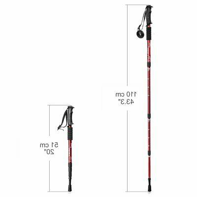 Telescopic Shock-Resistant Ultralight Trekking Poles