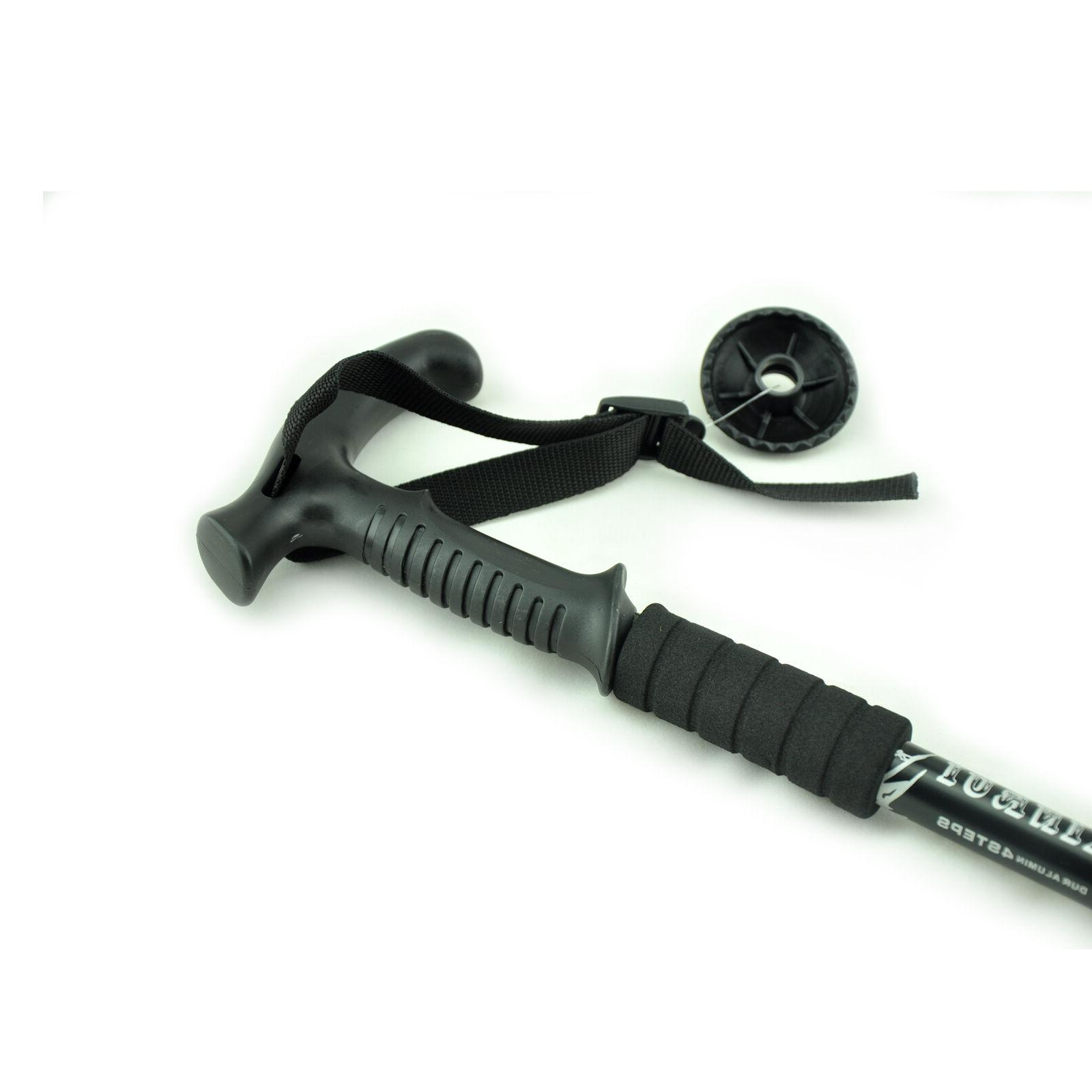 Telescopic Stick Adjustable Length Anti-Shock