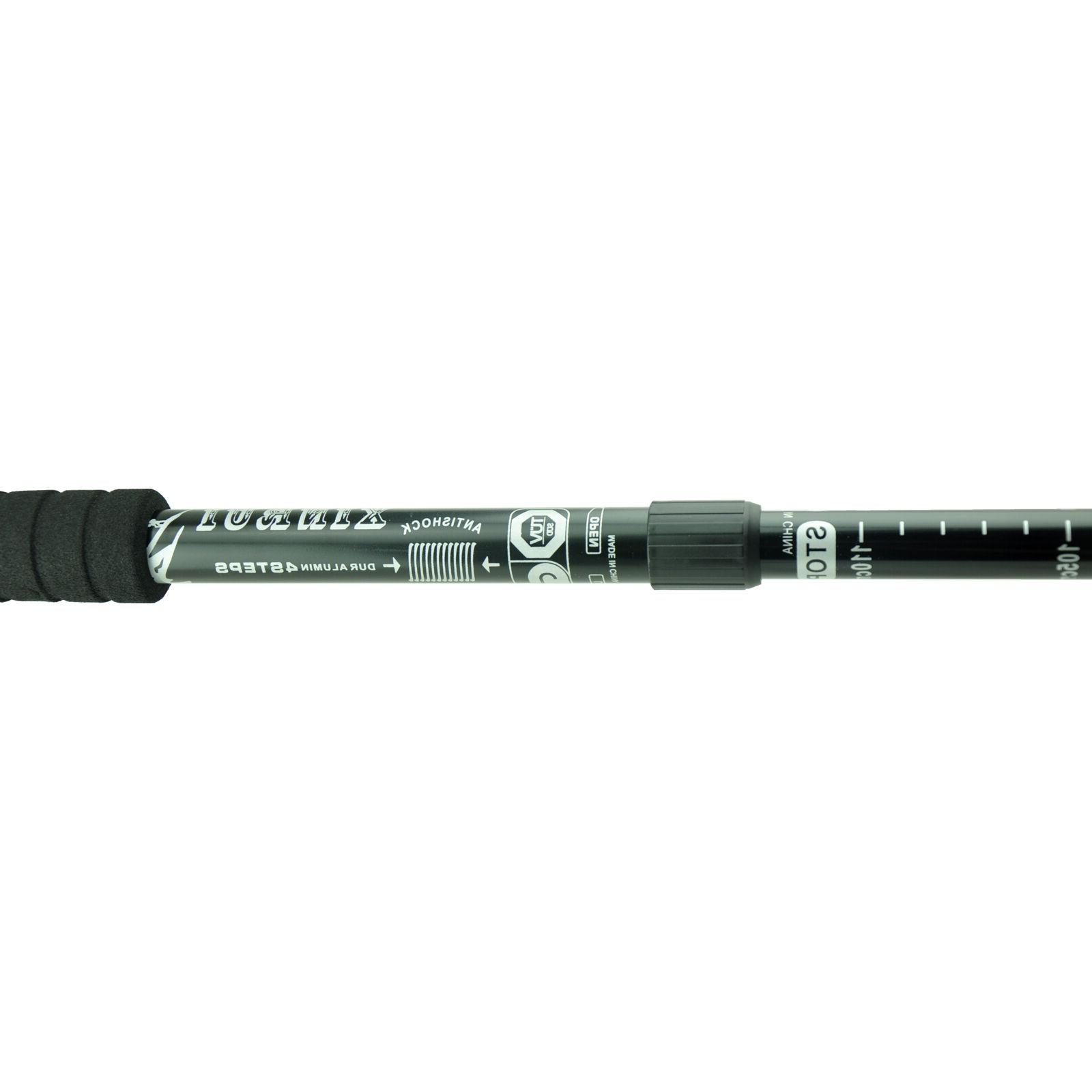 Telescopic Trekking Stick Anti-Shock