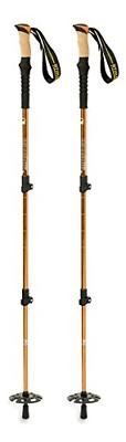 Mountainsmith Tellurite 7075 Trekking Pole, Burnt Ochre