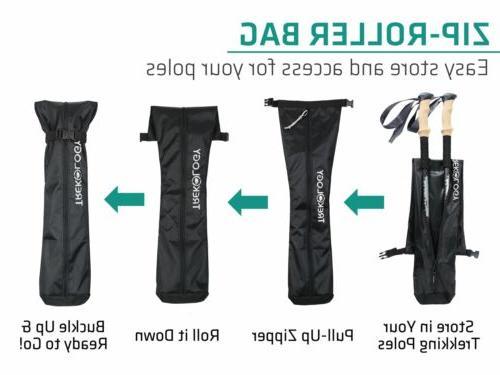 TREK-Y: Adjustable Trekking Poles
