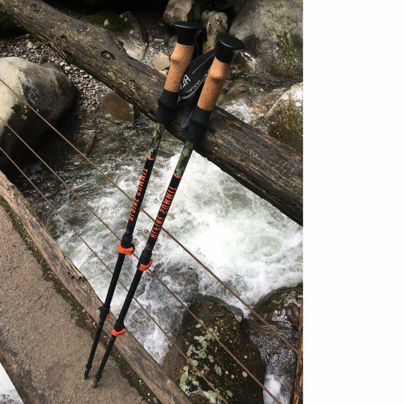 Alpine Collapsible Sticks, Tungs