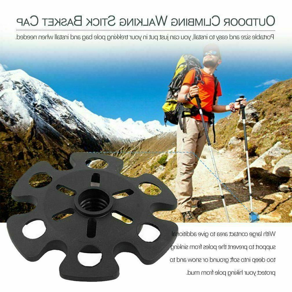 trespas trekking poles accessories steel tip walking