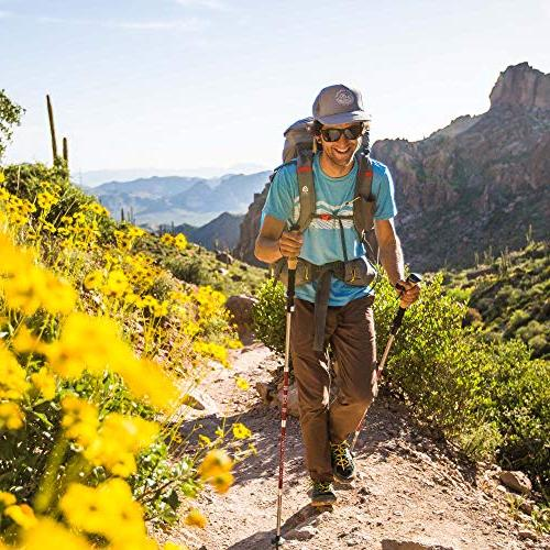 - and Ultralight - for Walking, Backpacking and