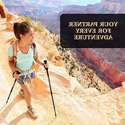 MUDDY Ultra Trekking Poles 2-pc Pack Fiber - Padded