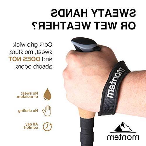 Montem Ultra Cork Hiking/Walking / Poles - One Pair
