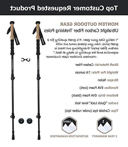 Montem Ultralight Hiking/Walking - One