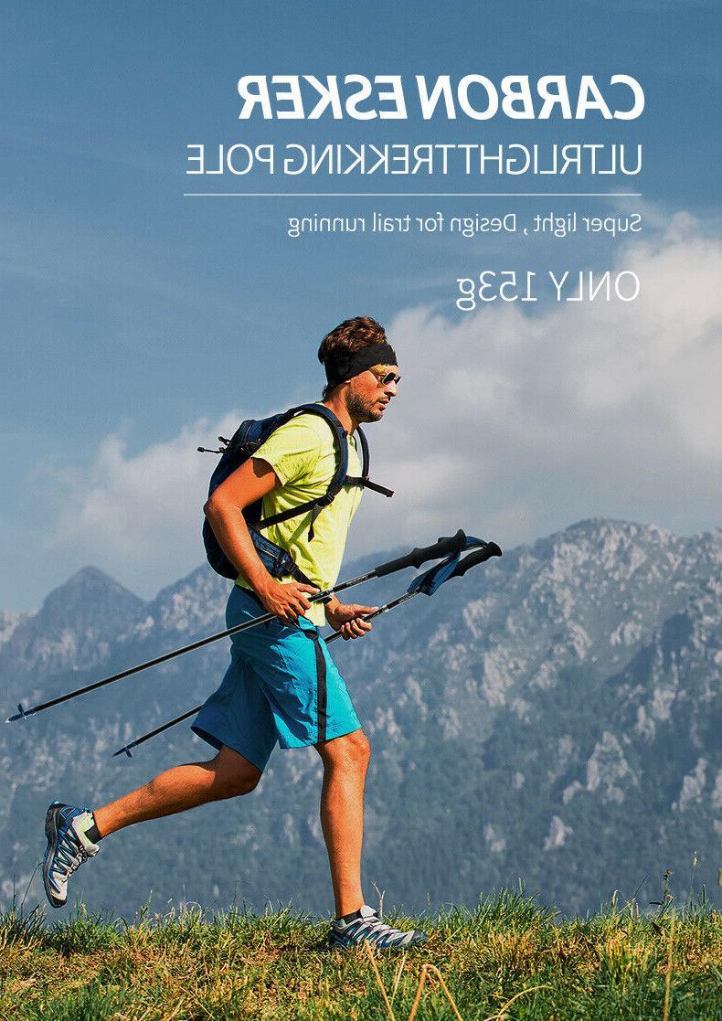 Ultralight Fiber Walking Alpenstock