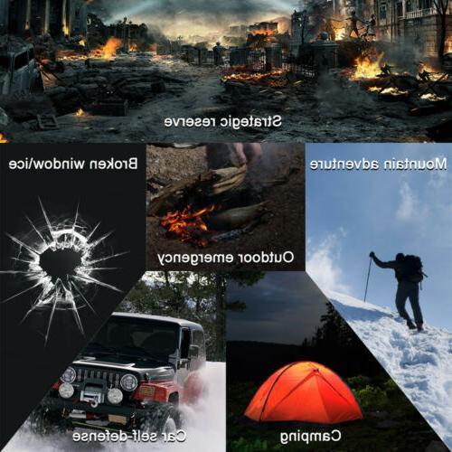 Survival Tactical Walking Alpenstock USE