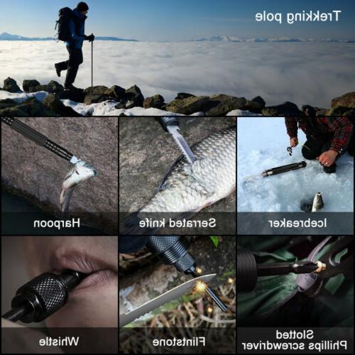 Walking Cane Trekking Pole Alpenstock USE