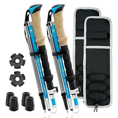 z trekking poles collapsible