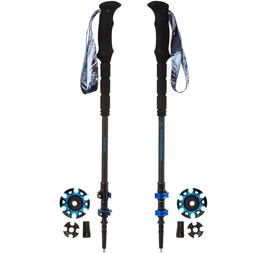 Element Equipment Lightweight Trekking Poles Quick Lock Carb