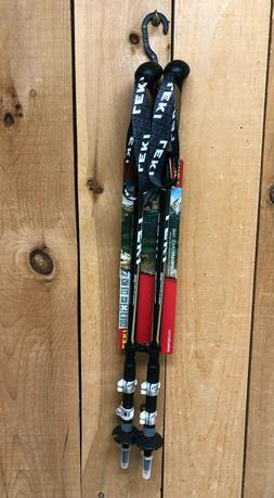 Leki Men's Corklite AS 3 Piece Trekking Poles - New Closeout