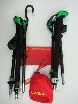 LEKI Micro Vario Carbon DSS Antishock  Trekking Poles
