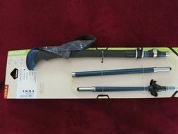 Leki Micro Vario Carbon Trekking Hiking Poles 110-130 cm, Ne