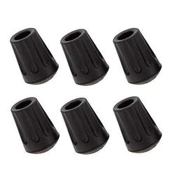Need Extra Hiking Pole Replacement Tips? - Pack of 5 - Fits