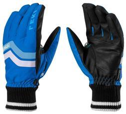 NEW $100 Leki Elements Osmium S Waterproof Ski Gloves Winter