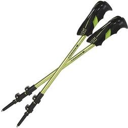 NEW MOUNTAINSMITH ROAMER ADJUSTABLE TREKKING POLES WITH ANTI