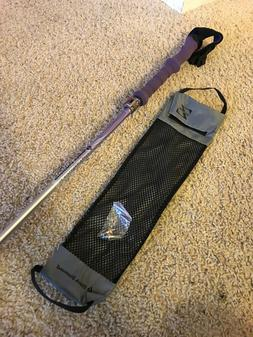 one Black Diamond women's ultra Z-pole folding trekking pole