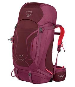 Osprey Packs Women's Kyte 46 Backpack, Purple Calla, X-Small