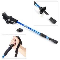 AGPTEK Pair Trekking Hiking Stick Pole alpenstock Adjustable